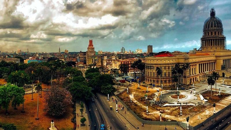 Havana, paraíso do sidecar da era soviética