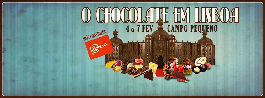 O Chocolate em Lisboa