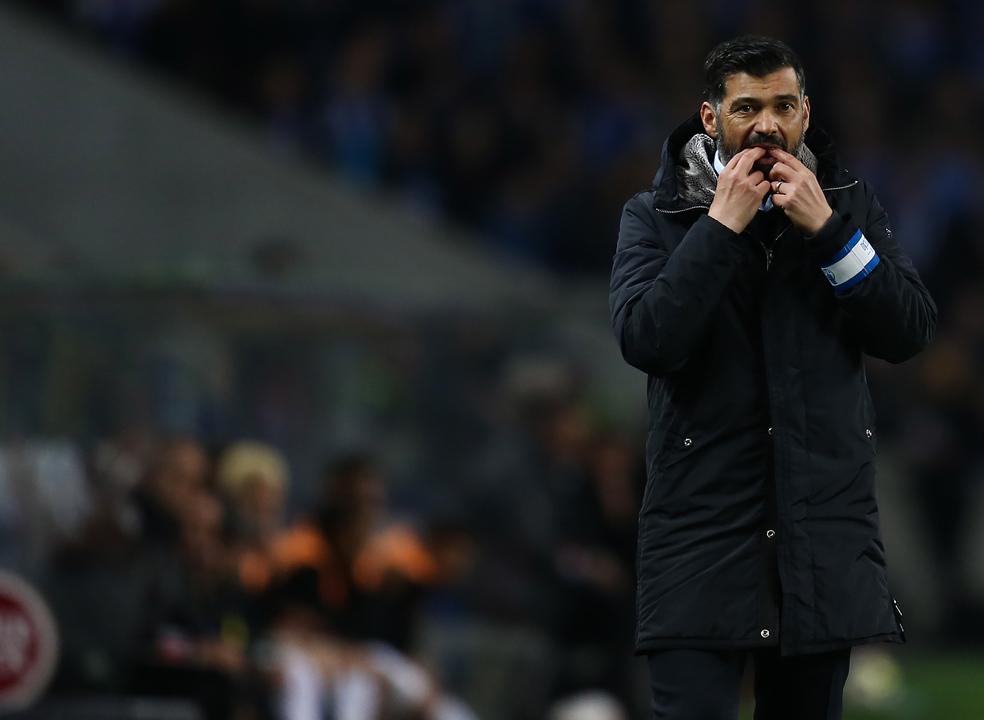 Castigos: Conceição multado em quase seis mil euros, diretor de futebol do Sporting suspenso por 10 dias