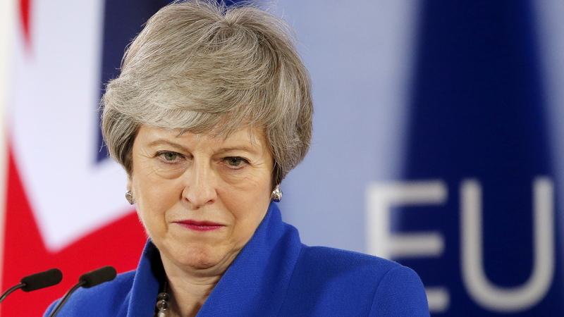 Com a campanha para as eleições europeias a começar, May retoma negociação sobre o Brexit