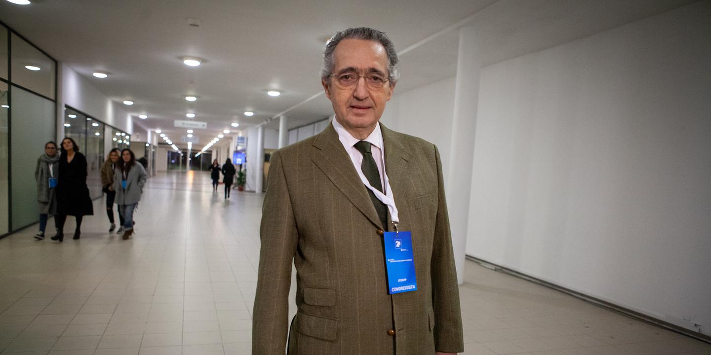 """José Ribeiro e Castro: """"Esta discussão ideológica é um dos fatores que explica a decadência do CDS"""""""