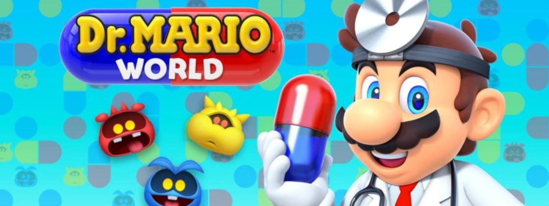 Foram feitos dois milhões de downloads de Dr. Mario World em 72 horas