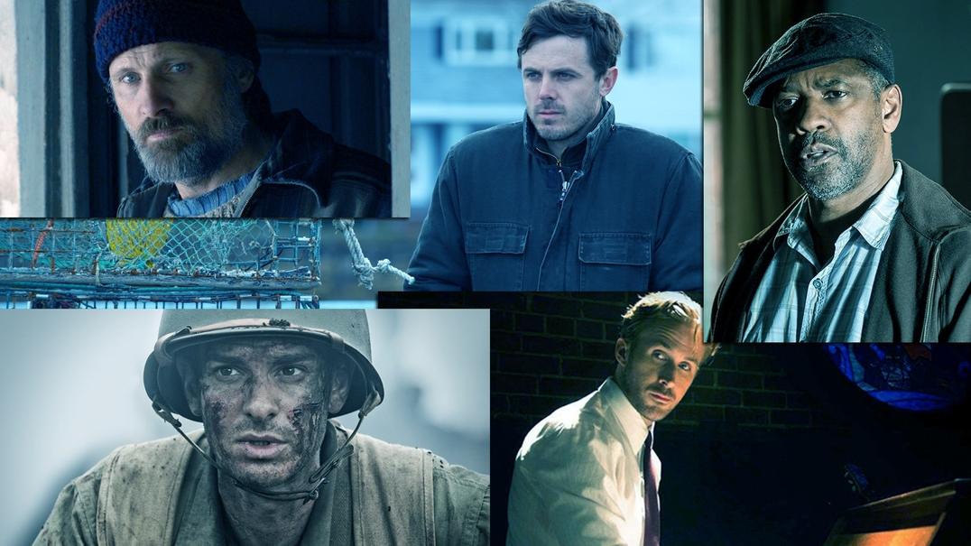 Contagem decrescente para os Óscares: Os melhores atores