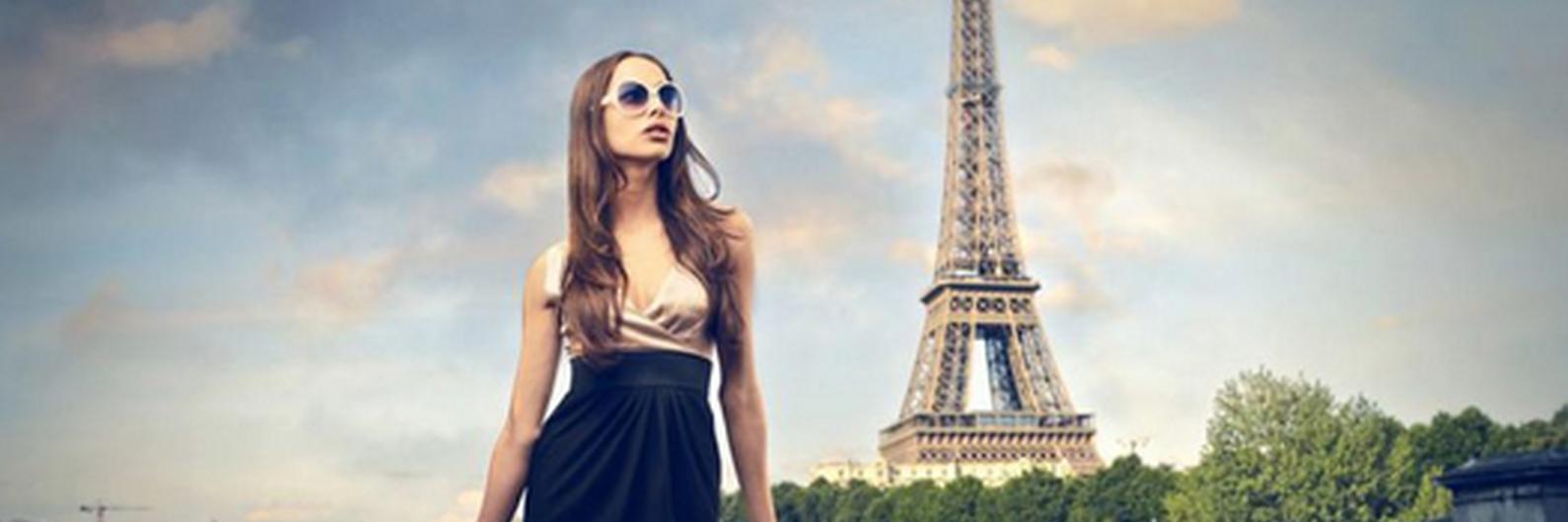 Respire fundo e deixe-se seduzir pelo epicentro da moda. Bonjour Paris
