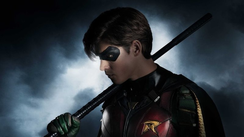 """""""Titans"""": Robin já não precisa de Batman no primeiro trailer da série"""