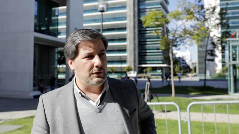 Bruno de Carvalho está indiciado por 56 crimes