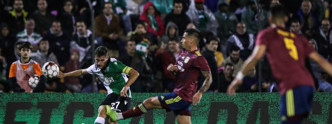 Vídeo: Os golos do triunfo do Alverca sobre o Sporting