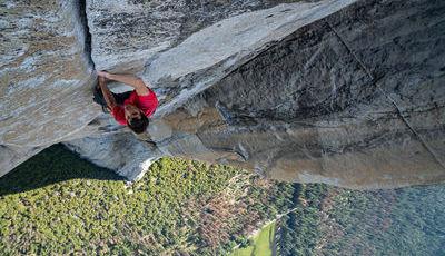 """""""Free Solo"""": documentário da National Geographic nomeado a um Óscar estreia em Portugal"""