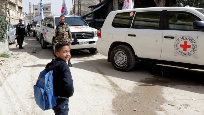Doadores mobilizam 3,6 mil milhões de euros de ajuda humanitária para a Síria