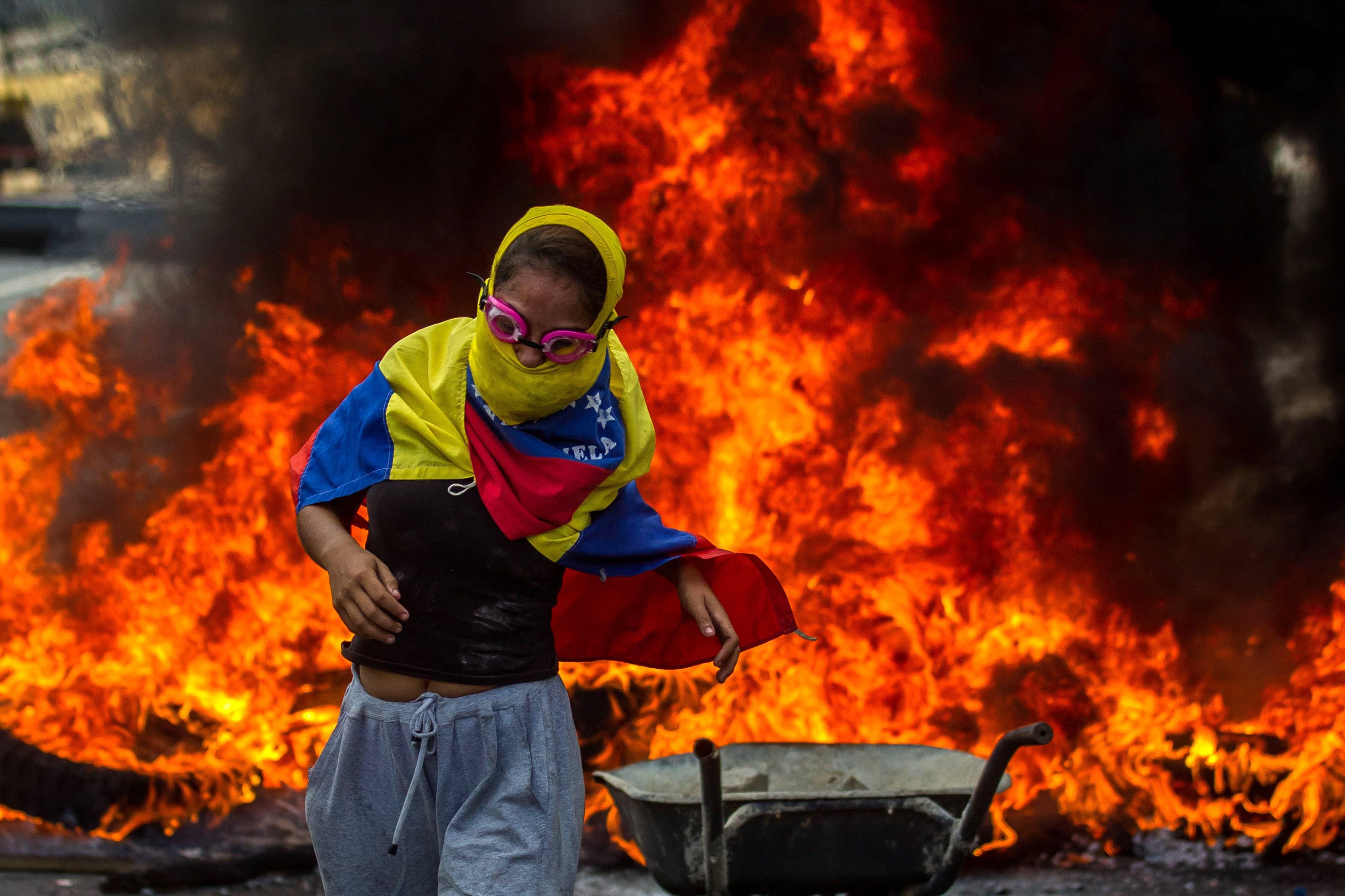 Venezuela: Supremo Tribunal apela ao diálogo e condena violência em protestos