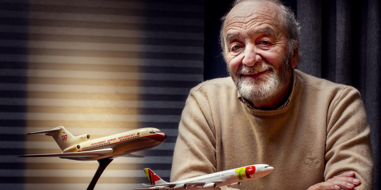 """José Correia Guedes: """"Há pessoas que, depois de vencerem o medo de andar de avião, passam para o extremo oposto e tornam-se viajantes compulsivos"""""""
