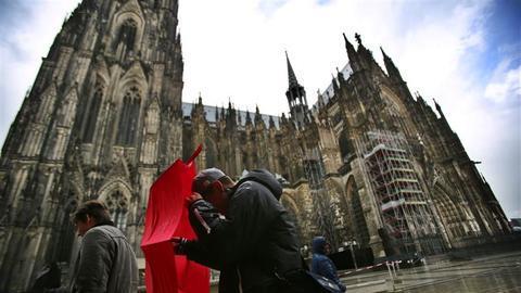 Alemanha: Operação policial em curso