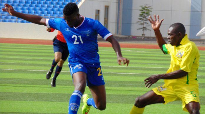 Cabo Verde: Futebolista Djaniny Semedo doou 1050 quilos de arroz e outros produtos