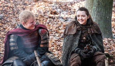 """""""A Guerra dos Tronos"""": Ed Sheeran queria que a sua personagem morresse"""