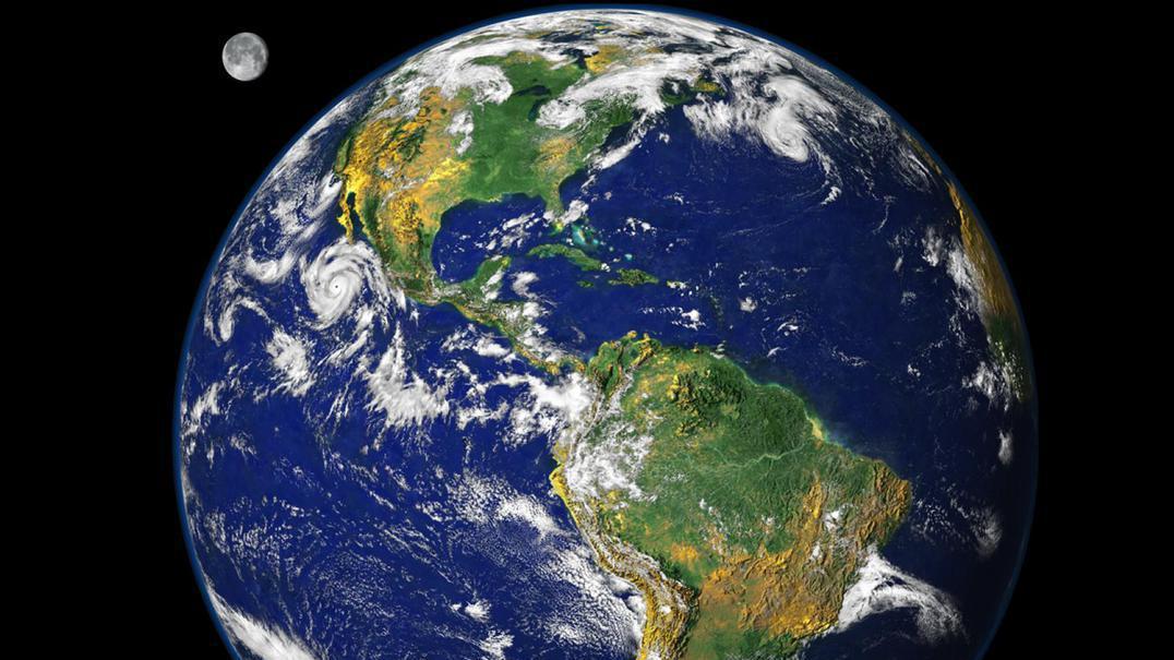 NASA mostra como a Terra mudou em 20 anos com as alterações climáticas