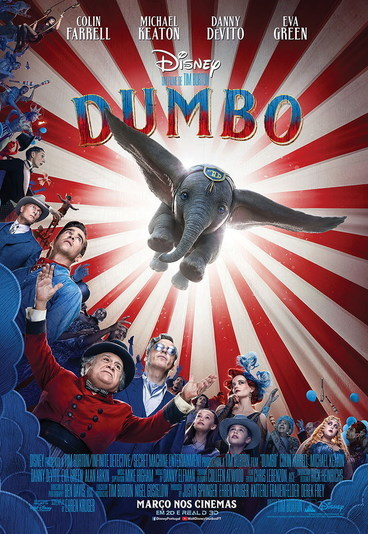 """""""Dumbo"""": ganhe convites para as antestreias"""