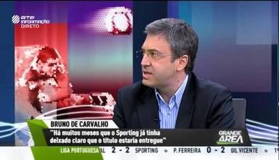 Mais uma mudança na TV: Carlos Daniel troca RTP por novo canal da FPF