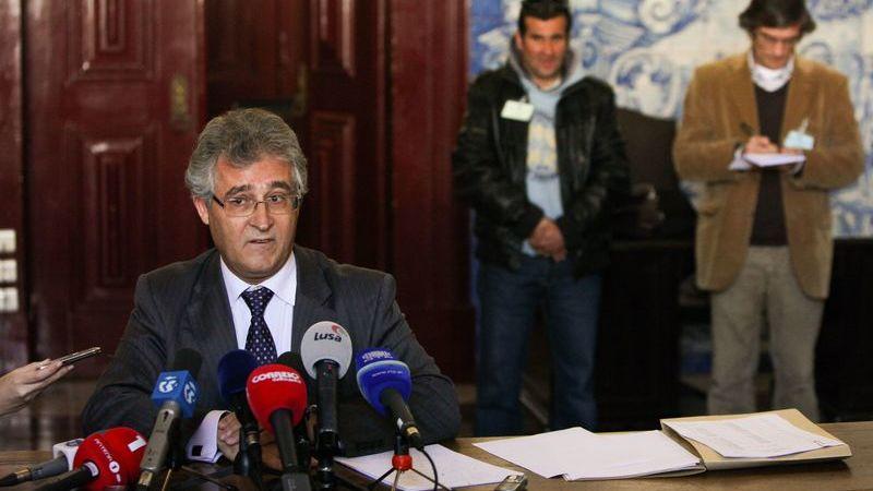 Operação Lex: Vaz das Neves, ex-presidente do Tribunal da Relação, constituído arguido