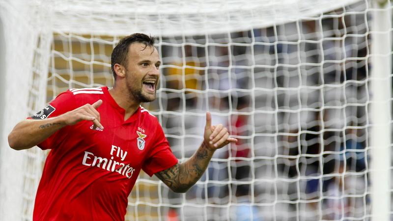 V. Guimarães 0-1 Benfica: Seferovic marca para o Benfica aos 80