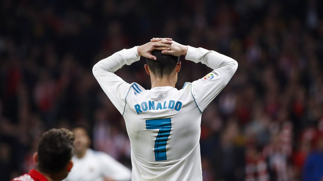 Cristiano Ronaldo castiga jornalistas e deixa recado após o jogo