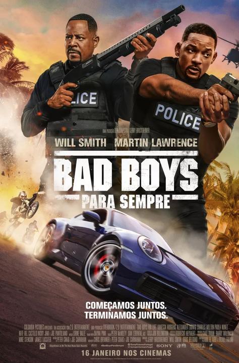 """""""Bad Boys Para Sempre"""": ganhe convites para as antestreias"""