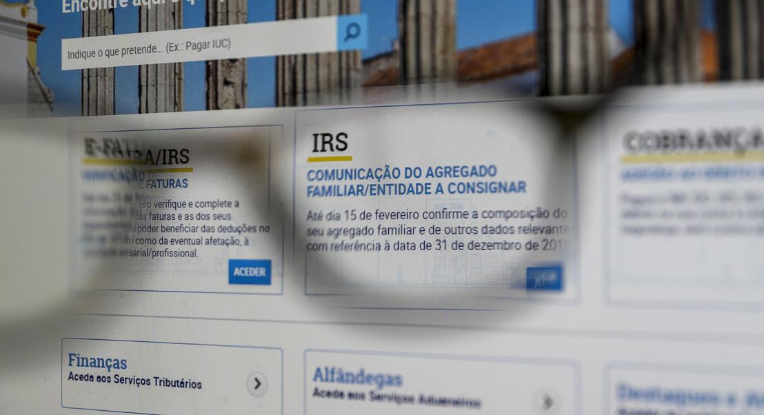 Entrega de IRS já arrancou para todas as categorias (mas é melhor esperar pelo dia 15)