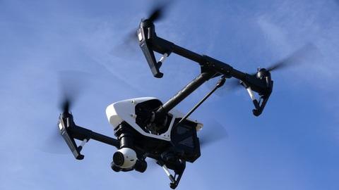 Europa cria equipa especial para analisar acidentes entre drones e aeronaves
