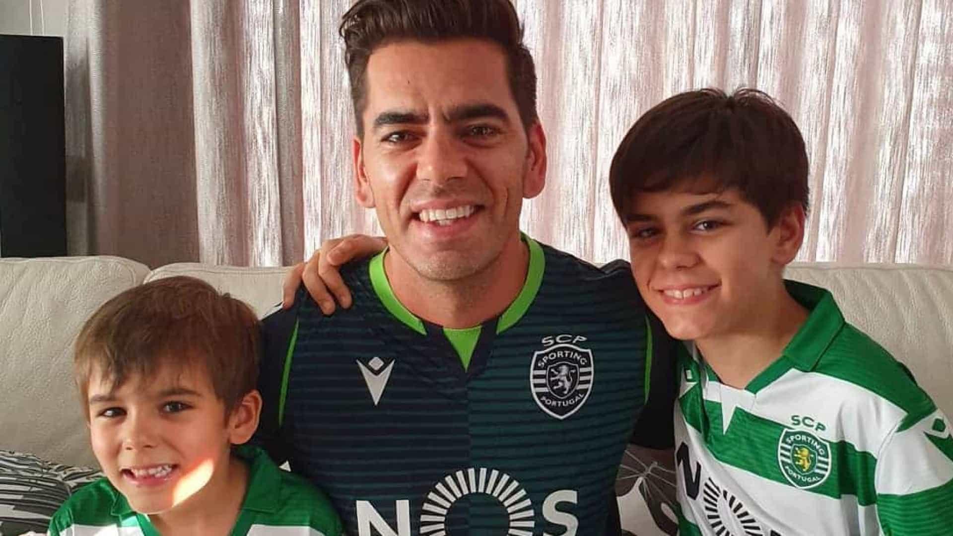 Pedro Fernandes celebrou o aniversário do filho mais novo