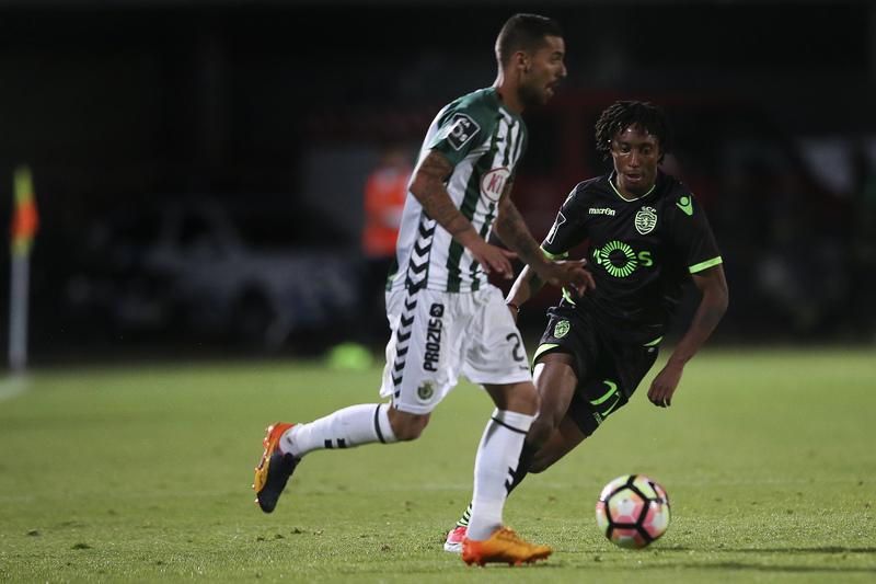 """Nuno Pinto renova com V. Setúbal: """"Foi fácil chegar a acordo"""""""