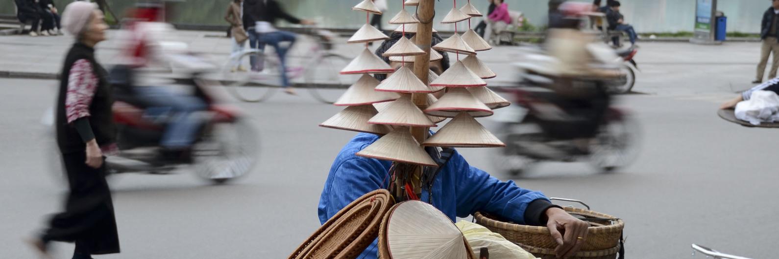 Vietname: o apocalipse de atravessar a estrada