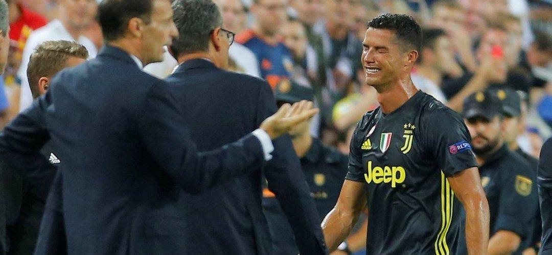 Cristiano Ronaldo conhece castigo da UEFA na próxima semana