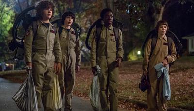 """Já viu as novas fotos da segunda temporada de """"Stranger Things""""?"""