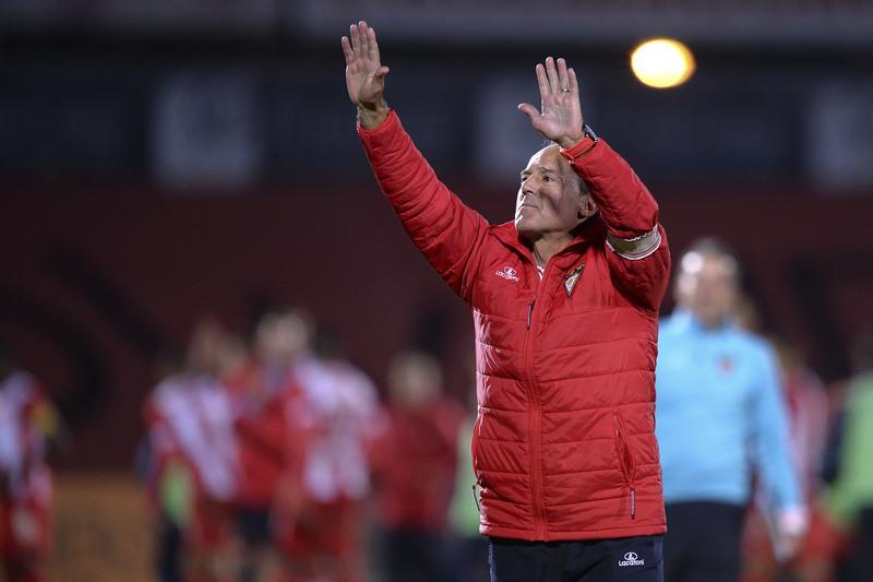 Famalicão apresenta Ulisses Morais como novo treinador