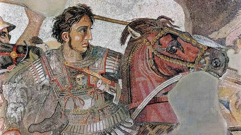 Alexandre Magno e a conquista do mundo conhecido