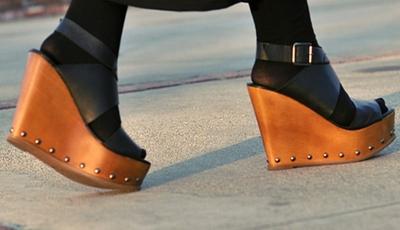 10 sapatos prejudiciais para a saúde