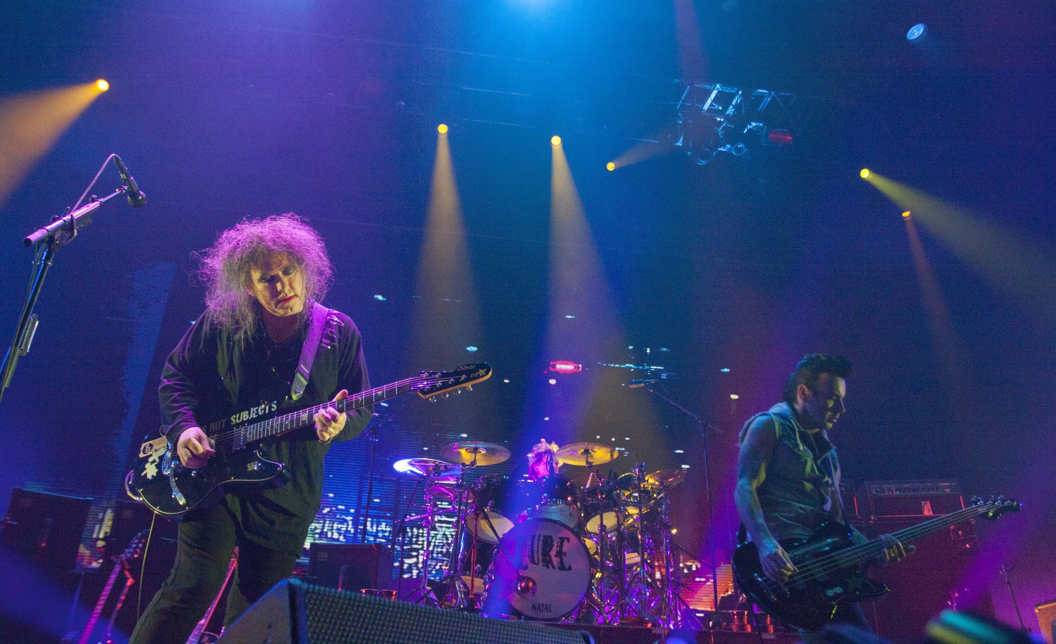The Cure, Radiohead e Janet Jackson na Rock and Roll Hall of Fame
