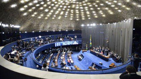 """O """"final countdown"""" de Dilma em direto. Senadores votam """"impeachment"""""""