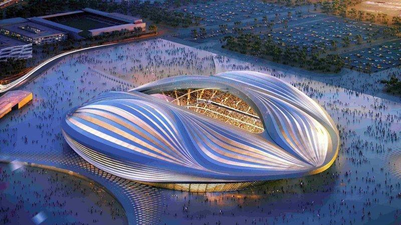 Fotos: Veja as imagens do primeiro estádio inaugurado para o Mundial2022, do Qatar