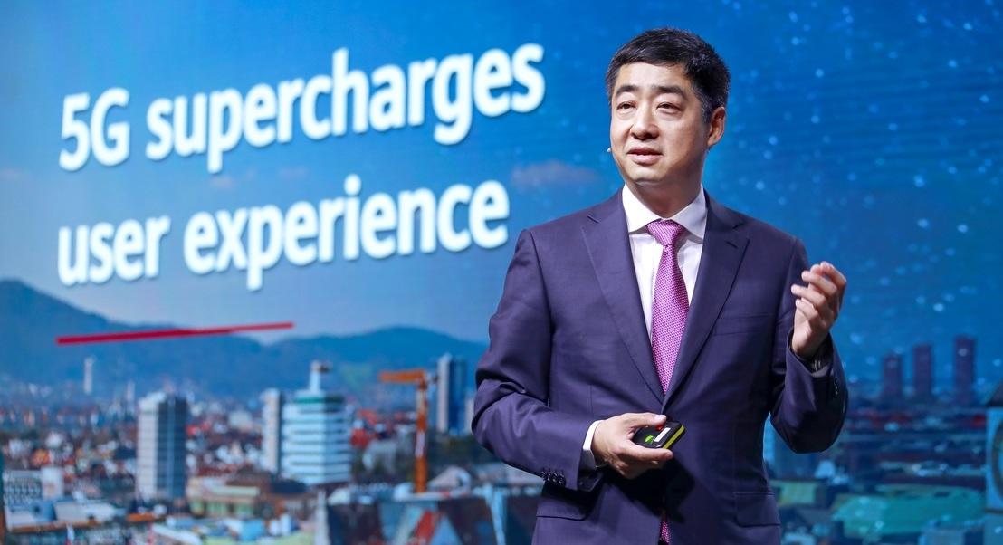 """Huawei acredita que o """"acelerar"""" do 5G só é possível com a colaboração entre indústrias"""