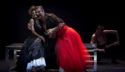 """""""A casa de Bernarda Alba"""" em cena no Teatro Ibérico até sábado"""