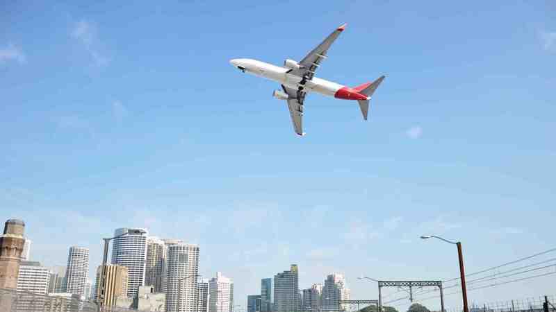 Será o avião mais seguro que o carro?