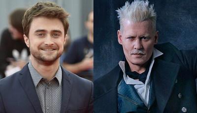 """""""Monstros Fantásticos"""": Daniel Radcliffe fala da controvérsia à volta de Johnny Depp"""