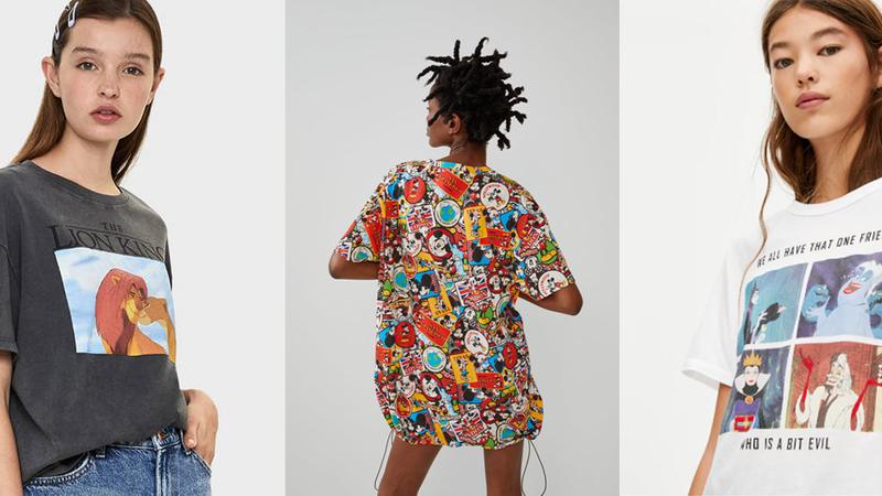 #tendência: peças de roupa para os amantes da Disney