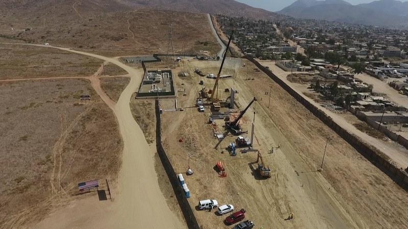 Trump nega ter mudado de opinião sobre muro com o México