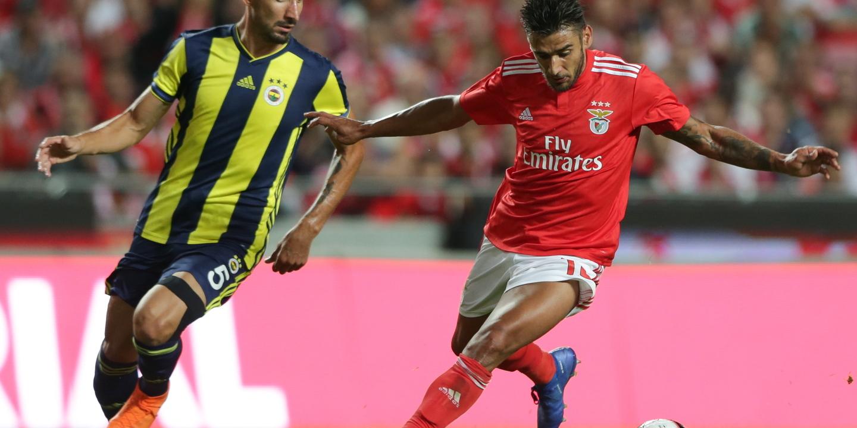 Salvio e Jardel estão na lista de prioridades do Benfica para renovar contrato