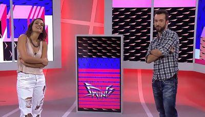 Mariana Cabral e Guilherme Fonseca e um swing sobre culpa