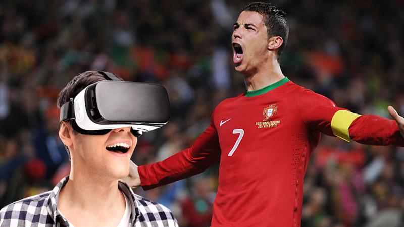 Vai ser possível assistir ao jogo de Portugal em RV durante o Mundial na Rússia