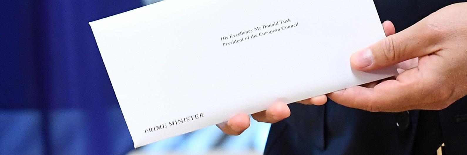 Leia a carta que entrou hoje para os registos da História da Europa