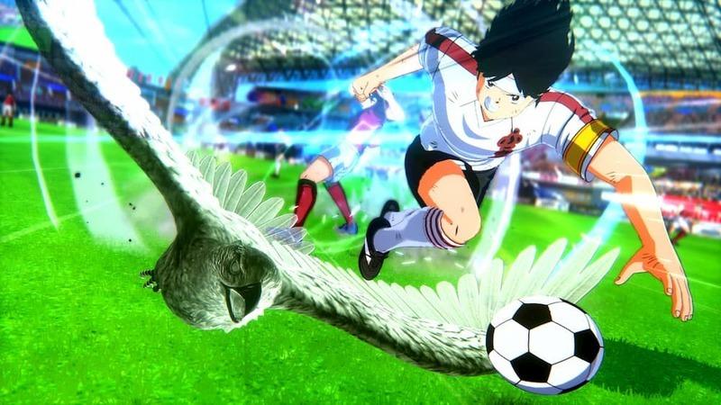 Rise of New Champions, o regresso de Tsubasa