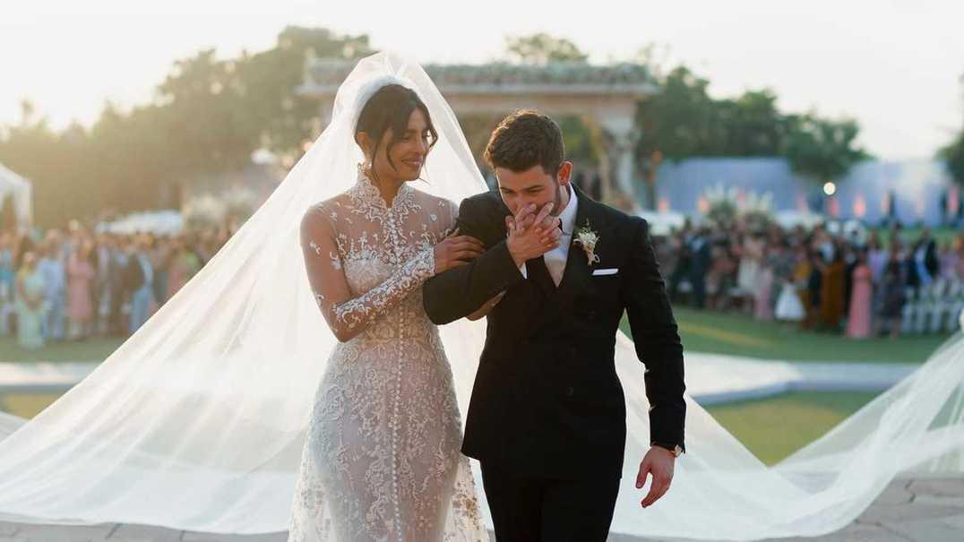 Quanto custou afinal o luxuoso casamento de Pryanka Chopra e Nick Jonas?